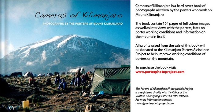couverture du livre Cameras of Kilimanjaro